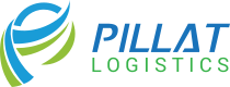 Logo der Pillat-Logistics