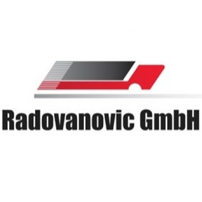 Logo der Spedition Radovanovic GmbH - Express & Logistik