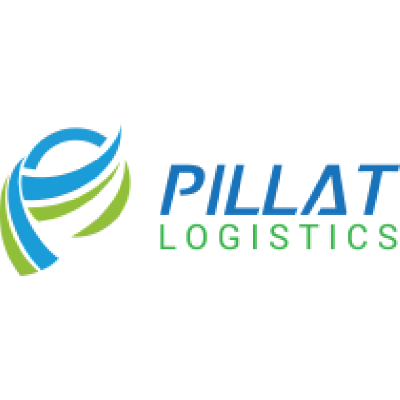 Logo der Spedition Pillat-Logistics