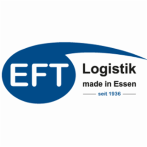 Logo der EFT- Essener Ferntransport GmbH