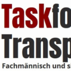 Logo der Taskforce-Transporte